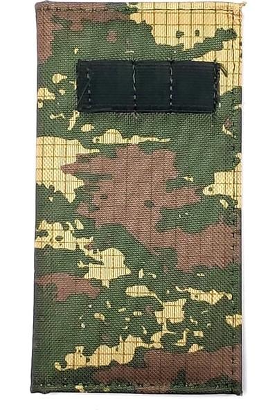 Seyhan Askeri Kamuflaj Defter Küçük Boy (8,5X16,5 Cm) 80 Sayfa Kalemlikli