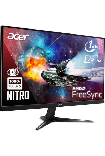 "Acer Nitro QG241Ybii 75Hz 23.8"" 1ms (Analog+HDMI) FreeSync Full HD Monitör"