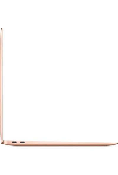 """Apple Macbook Air Intel Core i7 16GB 512GB SSD macOS 13"""" UHD Taşınabilir Bilgisayar Altın MWT92TU/A"""