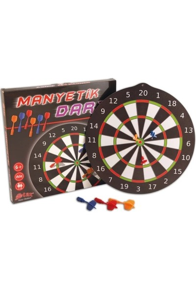Star Manyetik Dart / Aile Oyunu