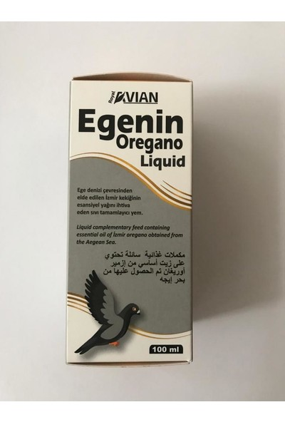 Egenin Oregano Liquid 100 ml