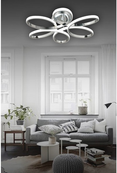 Luna Lighting Modern Luxury Sarkıt LED Avize Plafonyer