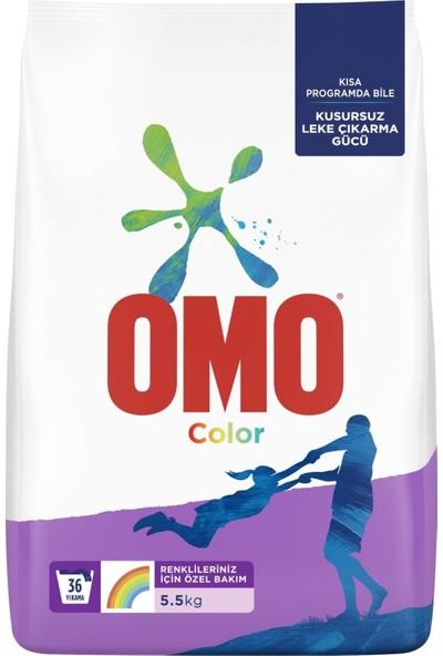 Omo Color Matik 5,5 kg