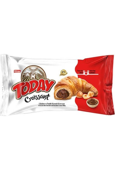 Elvan Croissant 50 gr 20'li