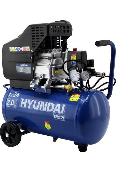 Hyundai BM2024 Hava Kompresörü 24 Lt.- 2.0 Hp