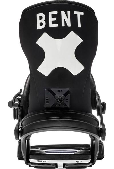 Bent Metal Bentmetal Axtion Black Snowboard Bağlama