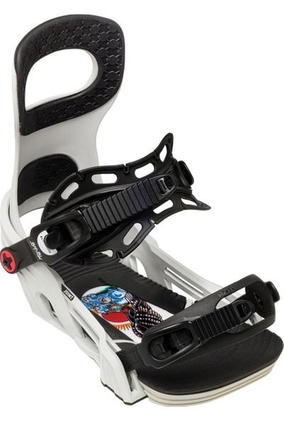 Bent Metal Bentmetal Joint Grey Snowboard Bağlama
