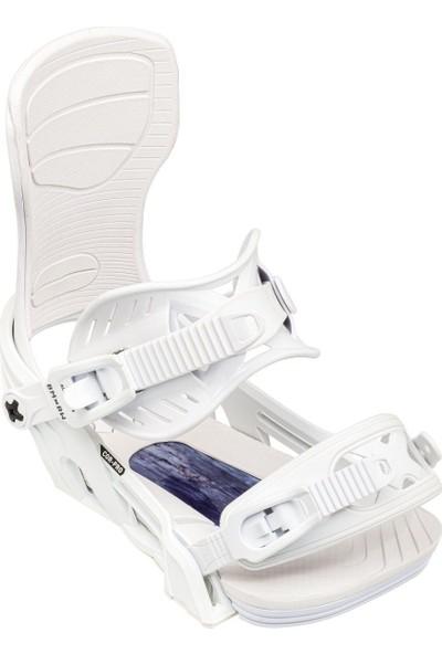Bent Metal Bentmetal Corpro White Snowboard Bağlama