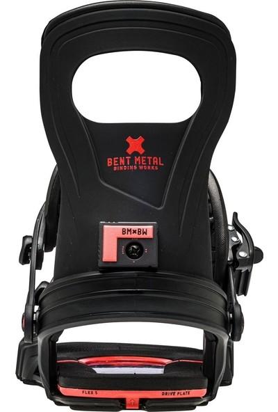 Bent Metal Bentmetal Joint Charcoal Snowboard Bağlama