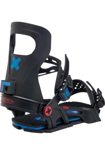 Bent Metal Bentmetal Logic Black Snowboard Bağlama