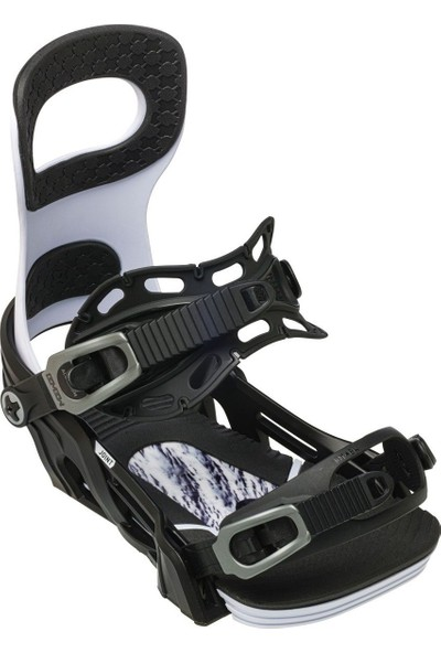 Bent Metal Bentmetal Joint White Snowboard Bağlama