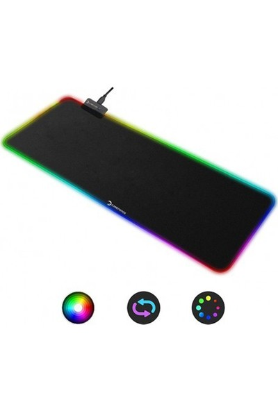 Gamepower GP700RGB Rubber Mouse Pad 700x300x4mm