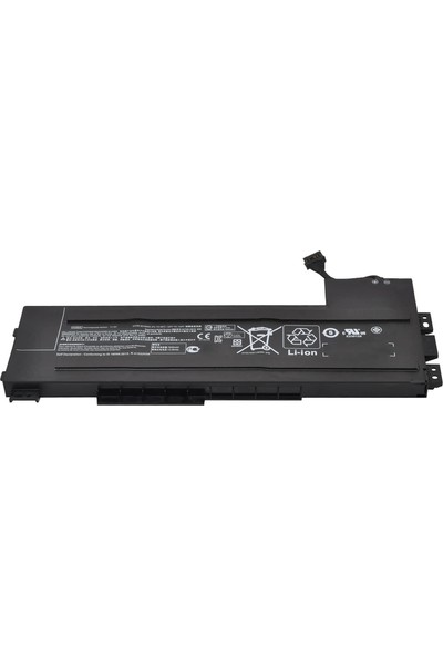 Retro Hp ZBook 15 G3, G4, VV09XL Notebook Bataryası