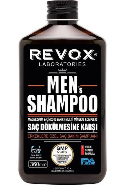 Revox Şampuan Men Saç Dökülmesine Karşı 360 ml