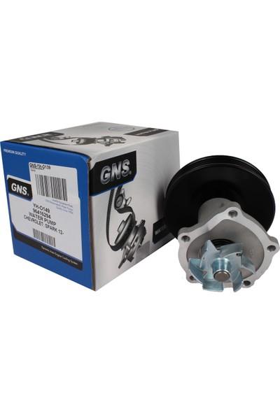 Gns Devirdaim Chevrolet: Spark 2012-