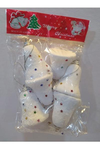 Mavi Boncuk Yılbaşı Noel Agacı Süsleri