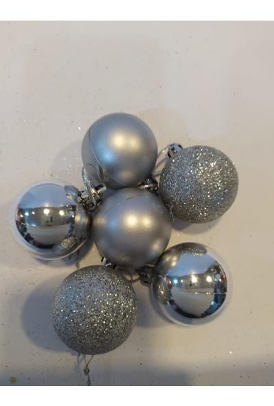 Mavi Boncuk Yılbaşı Noel Süsleri