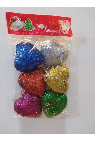 Mavi Boncuk Yılbaşı Noel Ağacı Süsleri