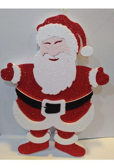 Mavi Boncuk Noel Baba Yılbaşı Süsü