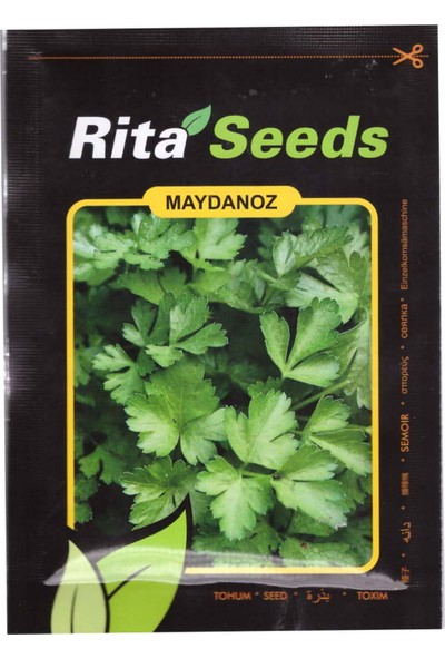 DÖRTBUDAK Rita Maydanoz Tohumu 10 gr