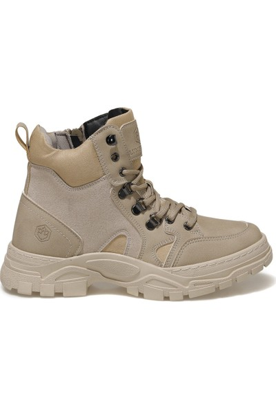 Lumberjack Lıda Kum Rengi Kadın Sneaker