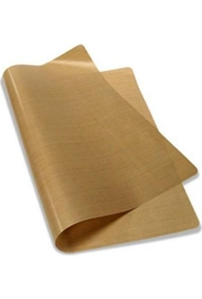 Yıkanabilir Pişirme & Mangal Kağıdı (Teflon Kaplı Cam Kumaş)