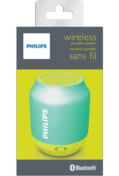Philips BT50A Kablosuz Taşınabilir Bluetooth Hoparlör