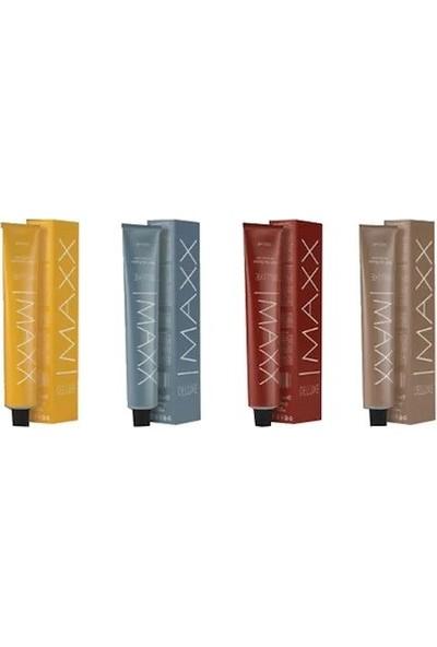 Maxx Deluxe Saç Boyası Tüp 60 ml Tüm Renkler
