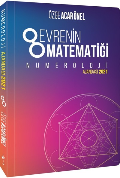 Evrenin Matematiği Numeroloji Ajandası 2021 - Özge Acar Önel