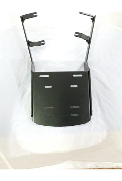 Honda NC750X Dct Lazer Kesim Arka Çanta Demiri