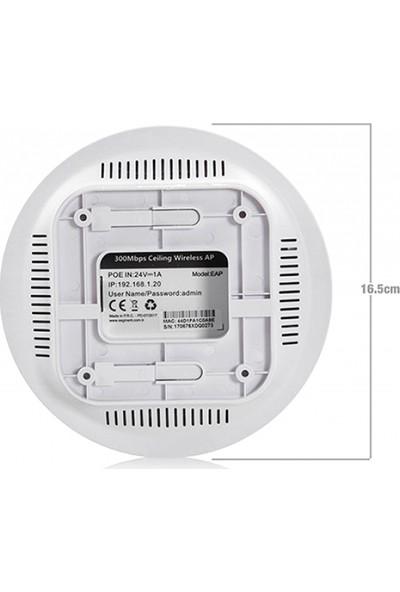 Everest Ewifi Eap 300 Mbps 11N 2.4GHz Tavan Kablosuz Router Acces Point