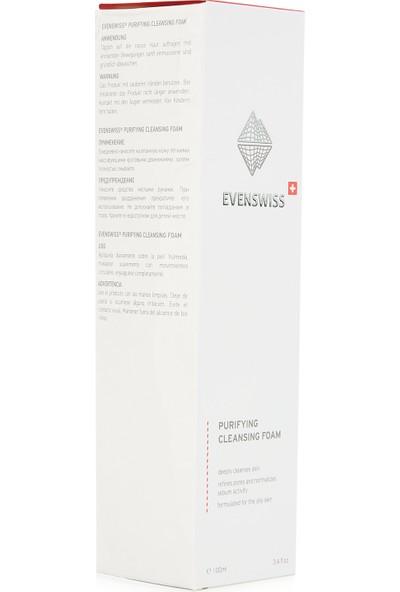 Evenswiss | Purifying Cleansing Foam (Arındırıcı Temizleme Köpüğü)