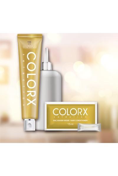 Colorx Set Saç Boyası-8.3-Bal Köpüğü