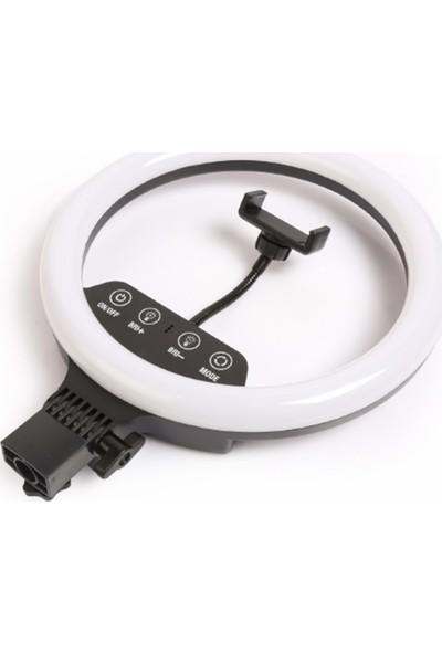 Dp 32 cm Dokunmatik Kumandalı Ring Light