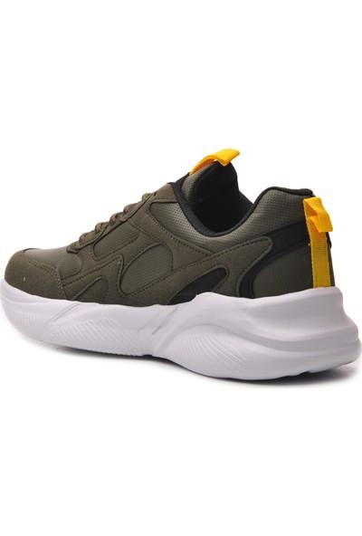 Bulldozer 210414 Hakı Erkek Ayakkabı