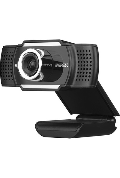 Everest SC-HD05 1080P USB Manuel Focuslu Mikrofonlu Pc Kamera