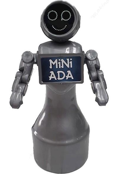 AKINROBOTICS Robotik Aktivite Kiti-Gri