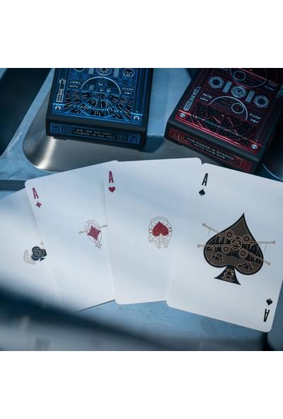 Theory11 Star Wars Dark Side Blue Oyun Kağıdı Kartları