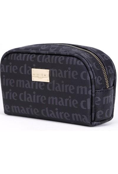 Marie Claire Siyah Kadın Makyaj Çantası Eloy MC212111184