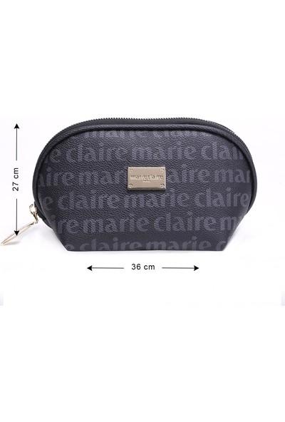 Marie Claire Siyah Kadın Makyaj Çantası Alice MC212111010