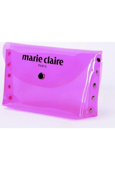 Marie Claire Pembe Kadın Makyaj Çantası Lana MC212111176