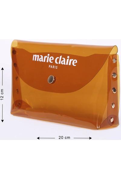 Marie Claire Kahve Kadın Makyaj Çantası Lana MC212111176