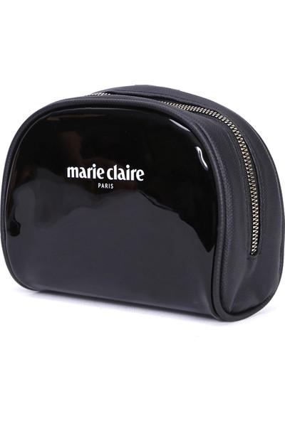 Marie Claire Siyah Kadın Makyaj Çantası Helen MC212111005
