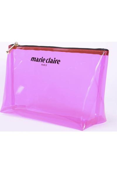 Marie Claire Pembe Kadın Makyaj Çantası Krista MC212111106