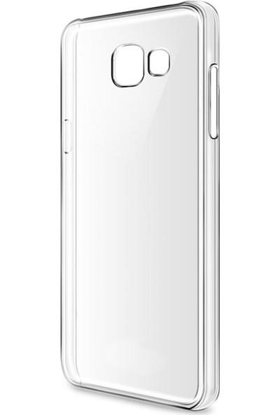 Bst Bilişim Samsung Galaxy Grand Max G7200 Yeşil Silikon Kılıf