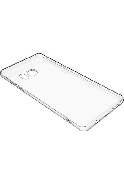 Bst Bilişim Samsung J7 2015 Şeffaf Silikon Kılıf