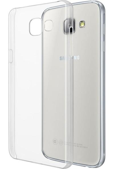 Bst Bilişim Samsung A5 2017 Şeffaf Silikon Kılıf