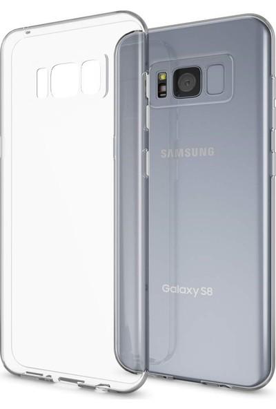 Bst Bilişim Samsung J5 2016 Şeffaf Silikon Kılıf