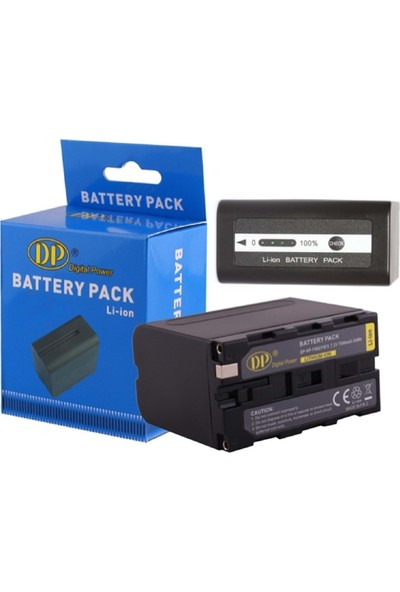 Dp NP-F970D Batarya