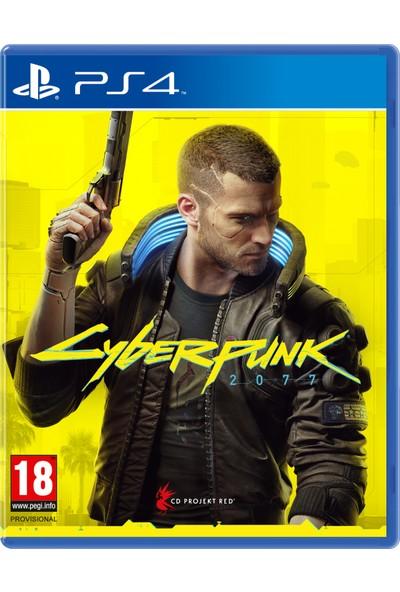 Cyberpunk 2077 Türkçe Alt Yazılı PS4 Oyun